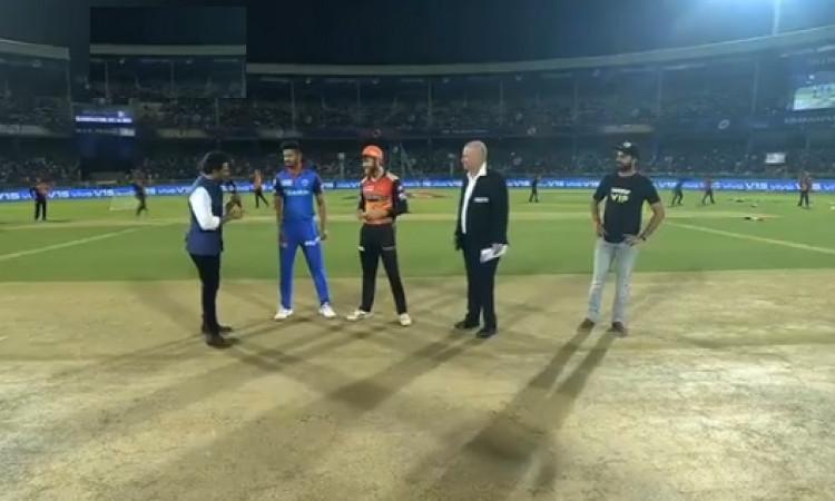 IPL एलिमिनेटर :  दिल्ली कैपिटल्स बनाम सनराइजर्स हैदराबदा, जानिए प्लेइंग XI की पूरी लिस्ट Images