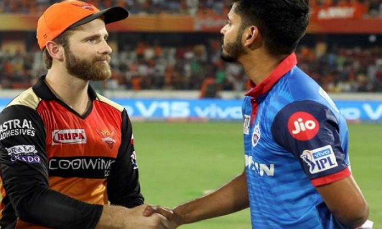 IPL एलिमिनेटर भविष्यवाणी : सनराइजजर्स हैदराबाद Vs दिल्ली कैपिटल्स, जानिए किस टीम की होगी जीत ? Image