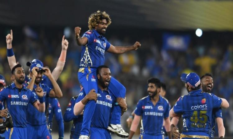 mumbai indians 2019 IPL