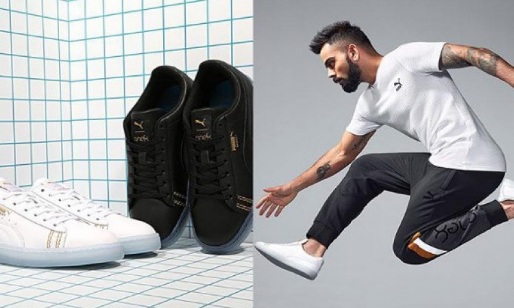 PUMA launches special edition shoes for