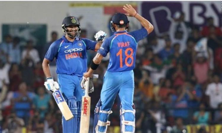तो क्या चयनकर्ताओं ने रोहित शर्मा को भारतीय टीम का कप्तान ना बनाकर गलती कर दी है ? Images