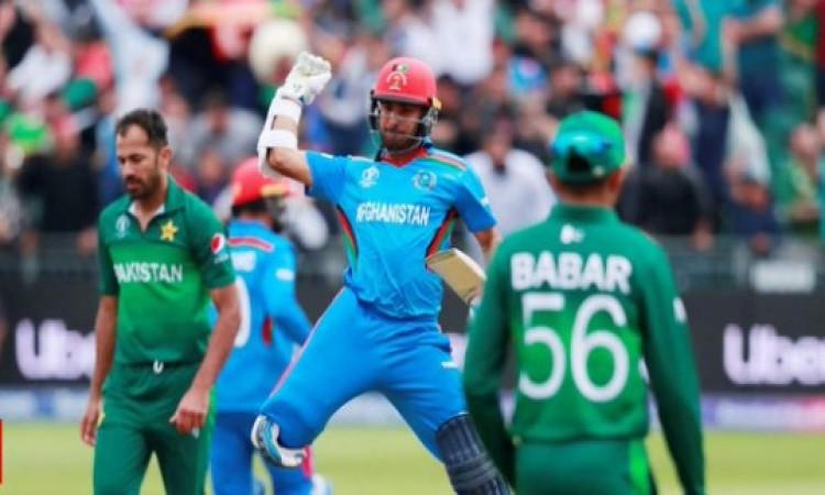 वर्ल्ड कप अभ्यास मैच में पाकिस्तान को 3 विकेट से हराकर अफगानिस्तान ने किया कमाल, इन खिलाड़ियों का धम