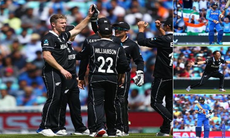 वार्म- अप मैच में ट्रेंट बोल्ट की घातक गेंदबाजी, रविंद्र जडेजा की पारी के दम पर भारत ने बनाए 179 रन