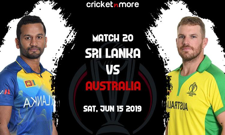 Australia vs Srilanka