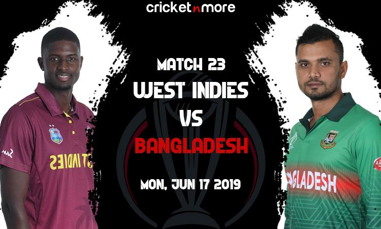 West Indies and Bangladesh