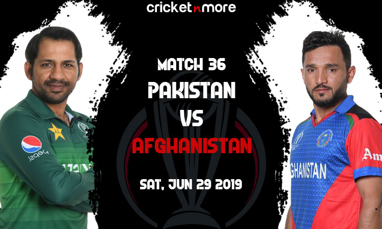 Pakistan vs Afghanistan