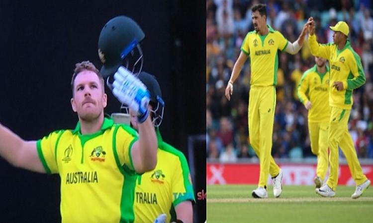 CWC19: ऑस्ट्रेलिया ने श्रीलंका को 87 रनों से हराया, ऑस्ट्रेलिया की जीत में ये 5 खिलाड़ी रहे मैच के ह