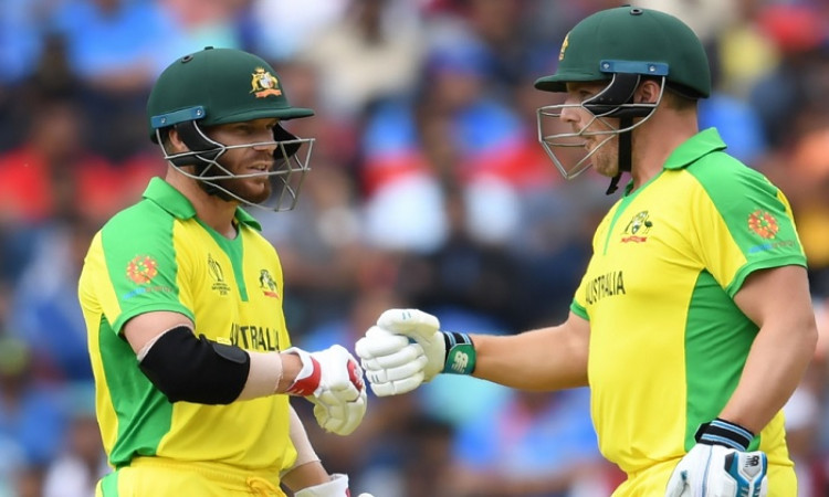 Aaron Finch & David Warner