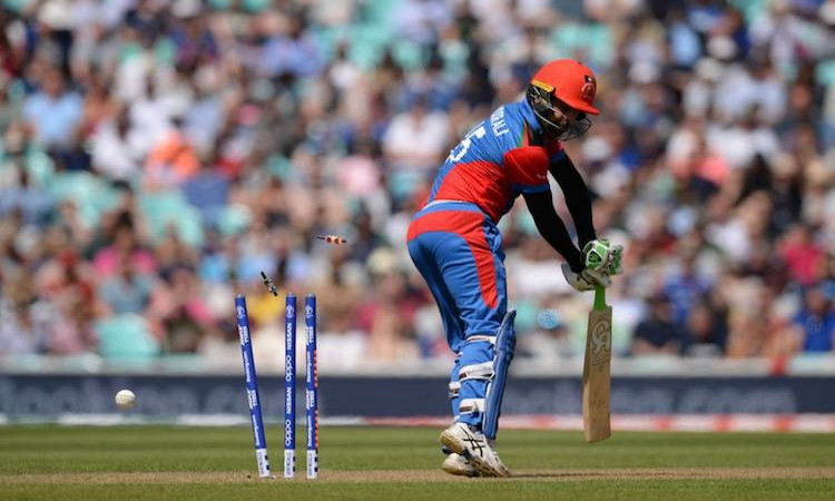 Afghanistan batting