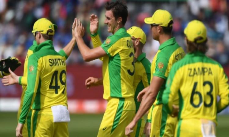 वेस्टइंडीज के खिलाफ मैच में ऑस्ट्रेलिया की प्लेइंग XI इस तरह की होगी, कोच का आया बयान Images