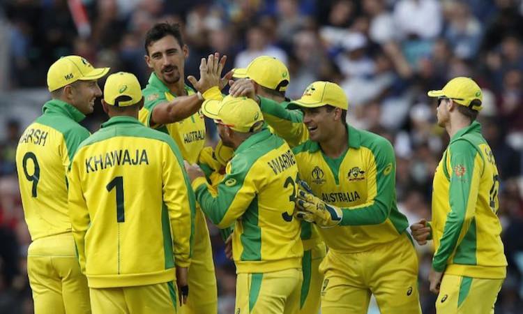 Australia vs Sri Lanka Mitchell Starc