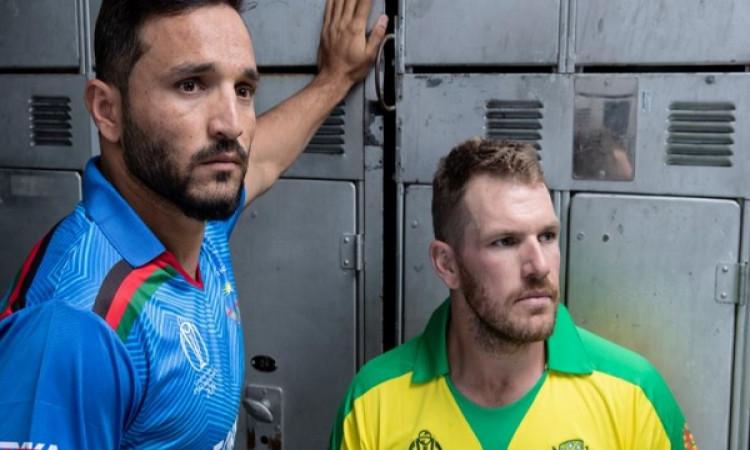 CWC19: ऑस्ट्रेलिया के खिलाफ अफगानिस्तान ने जीता टॉस, पहले बल्लेबाजी का किया फैसला Images
