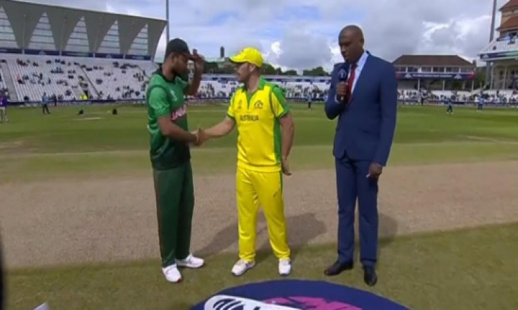 WC 2019: ऑस्ट्रेलिया बनाम बांग्लादेश,मैच 26, प्लेइंग XI की पूरी लिस्ट Images