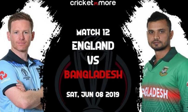 CWC19: पाकिस्तान को हराकर इंग्लैंड की टीम फिर से पटरी पर लौटना चाहेगी, दोनों टीमों की प्लेइंग XI (प्