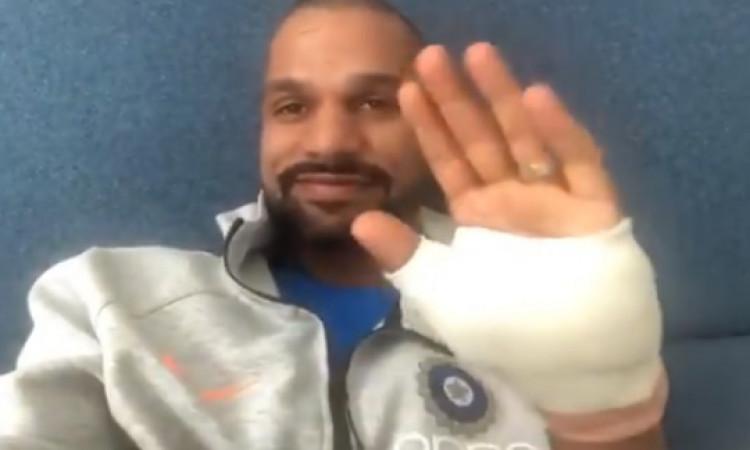 इस पूर्व दिग्गज का ऐलान, धवन के ना होने के बाद भी भारतीय टीम जीतेगी वर्ल्ड कप  Images