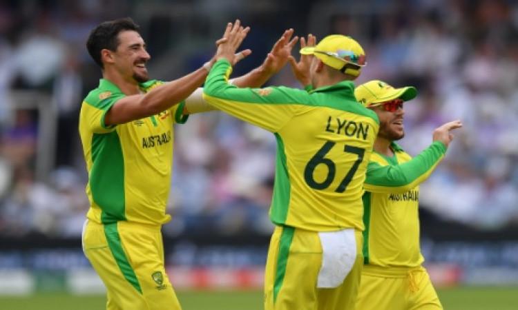 आस्ट्रेलिया ने इंग्लैंड को 64 रनों से हराकर सेमीफाइनल में पहुंची, यह खिलाड़ी रहा मैन ऑफ द मैच Images