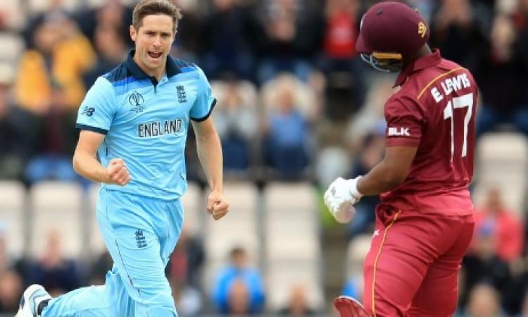 इंग्लैंड  गेंदबाजों के सामने नहीं चली विंडीज की तूफानी बल्लेबाजी, गेल समेत आंद्रे रसेल फ्लॉप Images