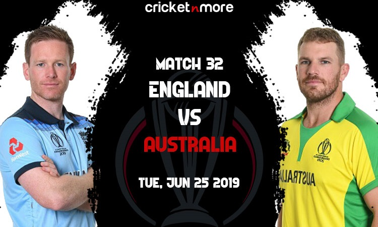 Probable XI England vs Australia