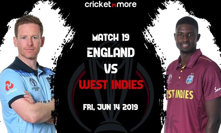 Probable XI England vs West Indies