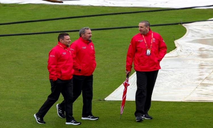 वर्ल्ड कप में बारिश के कारण मैचों का मजा हो रहा है किरकिरा, ऐसे में आईसीसी ने किया यह ऐलान Images