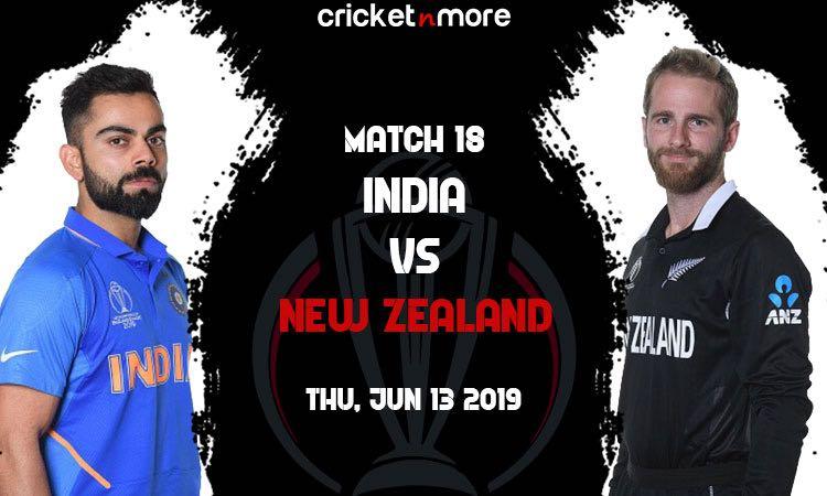 India vs New Zealand Live Blog