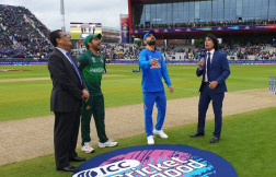 India vs Pakistan Toss
