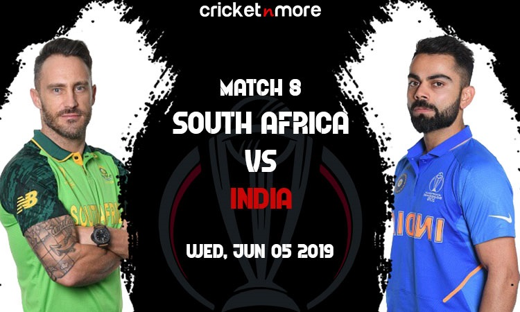 India vs South Africa Live Updates
