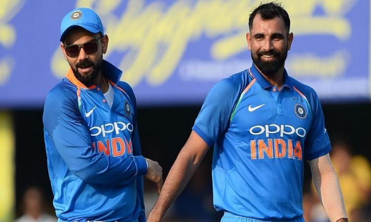 Kohli and Shami