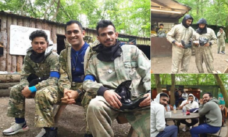 वर्ल्ड कप में अपने मैच से पहले जंगल सफारी का मजा रहे हैं टीम इंडिया के देसी बॉयज, PHOTOS Images