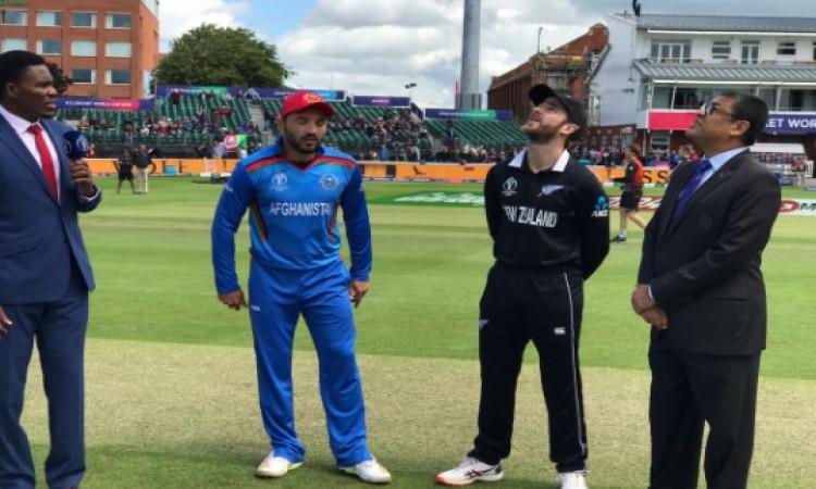 वर्ल्ड कप 13th Match: न्यूजीलैंड बनाम अफगानिस्तान, टीम में हुए बदलाव, प्लेइंग XI की पूरी लिस्ट Image