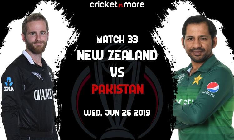 New Zealand vs Pakistan Preview