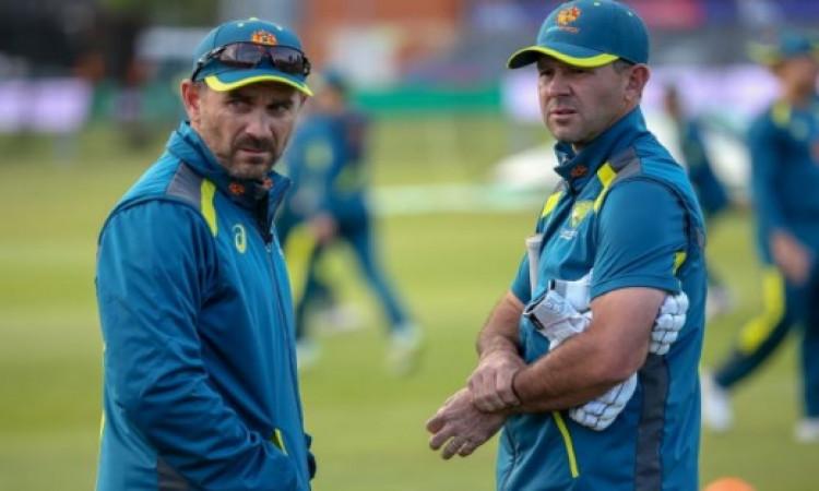 दिल्ली कैपिटल्स टीम की कोचिंग करने वाले रिकी पोटिंग ने ऑस्ट्रेलियाई टीम को दिया भारत के खिलाफ जीत तक