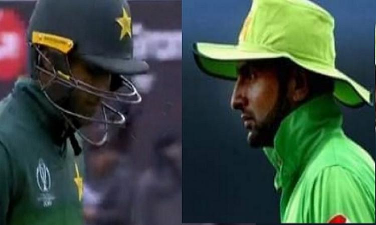 पाकिस्तानी फैन्स के खराब व्यवहार से दिल रोया शोएब मलिक का, कहा 20 साल पाकिस्तान क्रिकेट को देने के ब