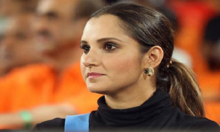 खूबसूरत टेनिस सनसनी सानिया मिर्जा भारत- पाकिस्तान मैच से पहले इस बात को लेकर हुई गुस्सा Images