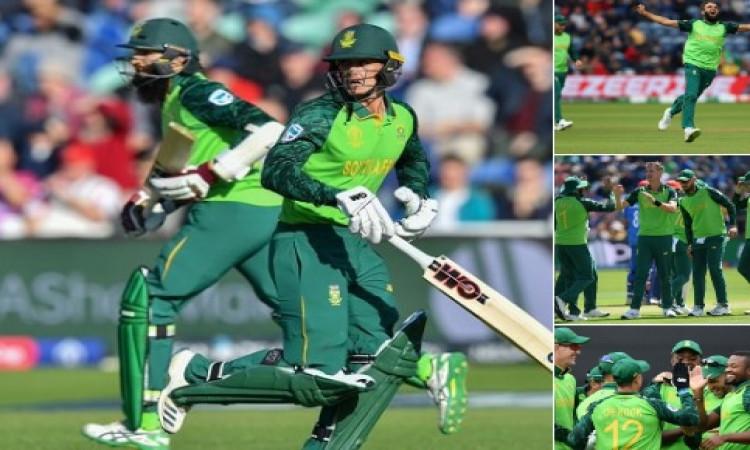 साउथ अफ्रीका ने अफगानिस्तान को 9 विकेट से दी करारी शिकस्त, अफ्रीकी टीम ने वर्ल्ड कप में खोला जीत का