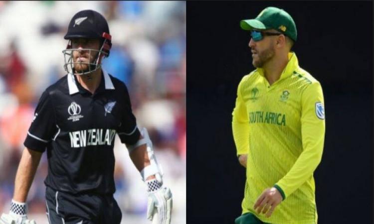 South Africa vs Newzealand