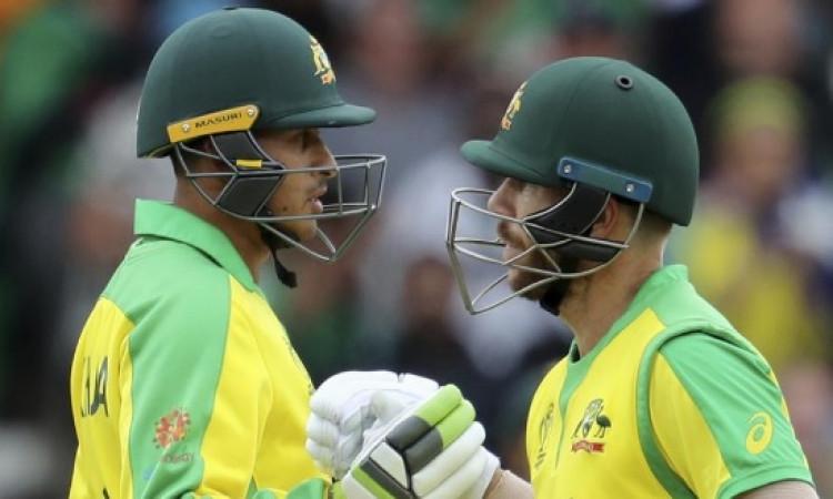 ऑस्ट्रेलिया ने बांग्लादेश को दिया 382 रनों का टारगेट, डेवड वॉर्नर की तूफानी शतकीय पारी Images