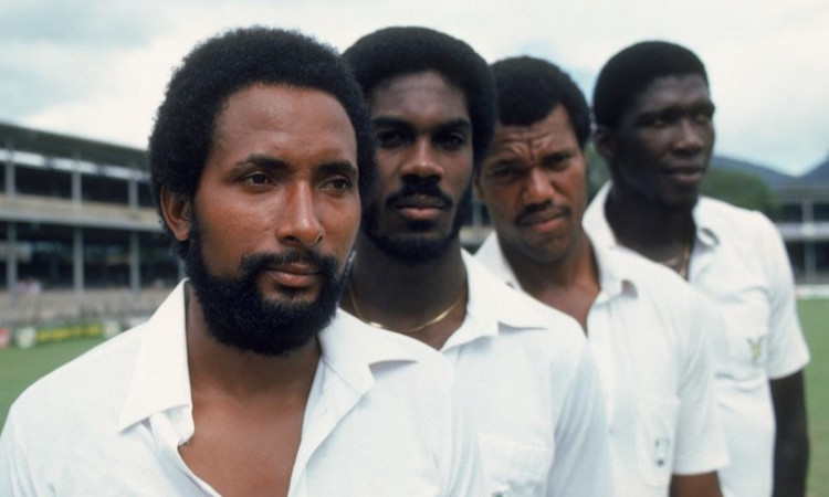 West Indies Fast Bowlers