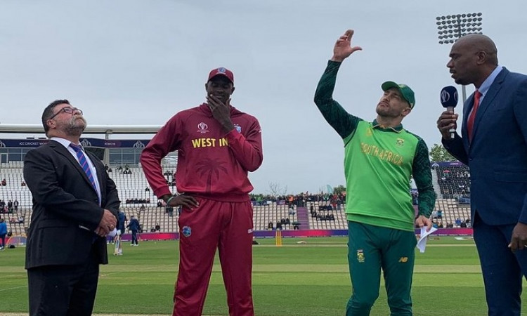 West Indies vs South Africa Toss