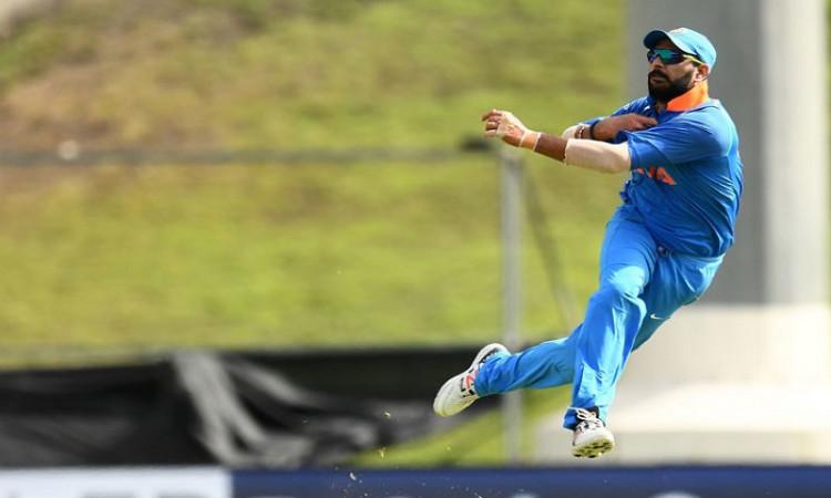 Yuvraj Singh Fielding