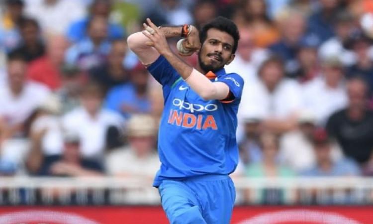 वर्ल्ड कप में कोई भी पिच मिले करूंगा गजब की गेंदबाजी, चहल ने बताया खास कारण Images