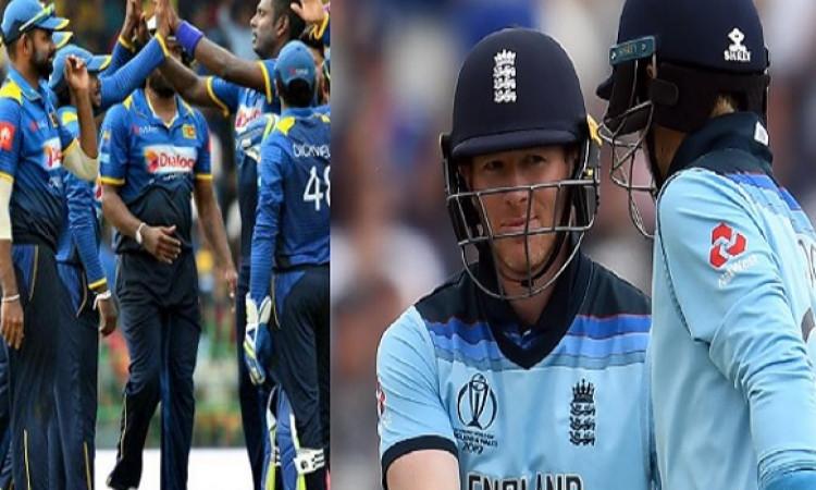 CWC19: श्रीलंका के सामने इंग्लैंड को हराने की होगी मुश्किल चुनौती, ऐसी हो सकती है प्लेइंग XI (प्रीव्