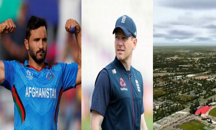 Weather UPDATE MAtch 24th: इंगलैंड Vs अफगानिस्तान, जानिए आजके मैच में बारिश होगी या नहीं? Images
