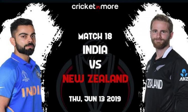 CWC19: न्यूजीलैंड के खिलाफ कैसी होगी भारतीय प्लेइंग XI, ओपनिंग और नंबर 4 पर कौन करेगा बल्लेबाजी? Ima