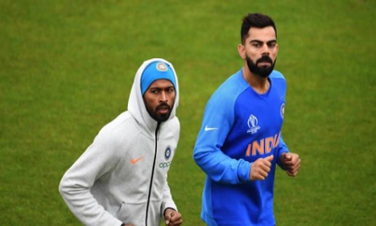 Weather Update: भारत Vs न्यूजीलैंड, जानिए आज के मैच में बारिश होगी या नहीं ? Images