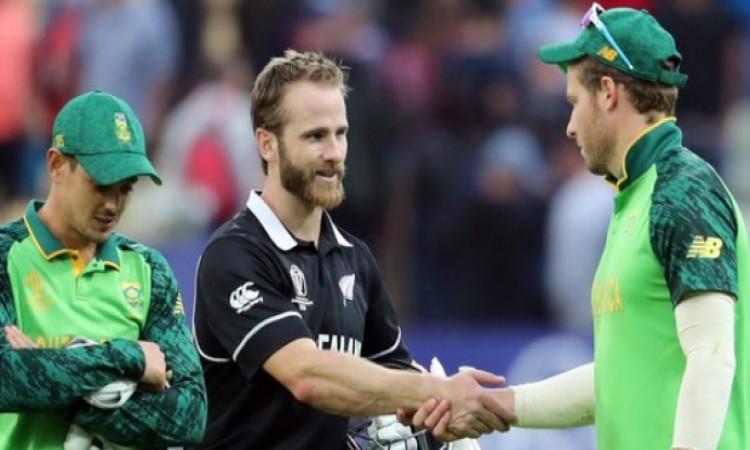 साउथ अफ्रीका को हराने के बाद न्यूजीलैंड कप्तान बोले, मेरी टीम का यह खिलाड़ी है एक्स फैक्टर Images