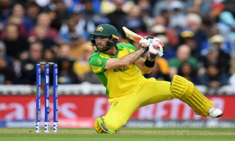 बांग्लादेश के खिलाफ मैक्सवेल की तूफानी पारी, केवल 10 गेंद पर ठोक डाले 32 रन Images