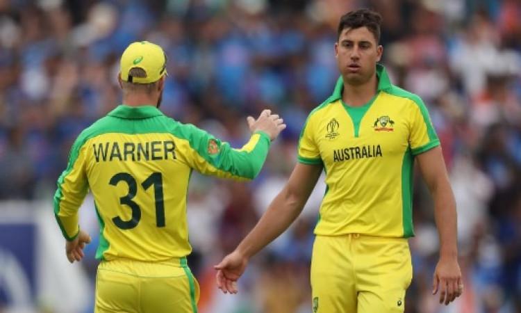 Update मैच 17: ऑस्ट्रेलिया बनाम पाकिस्तान, मार्कस स्टोइनिस आजके मैच से बाहर, इसे मिलेगा मौका ! Imag