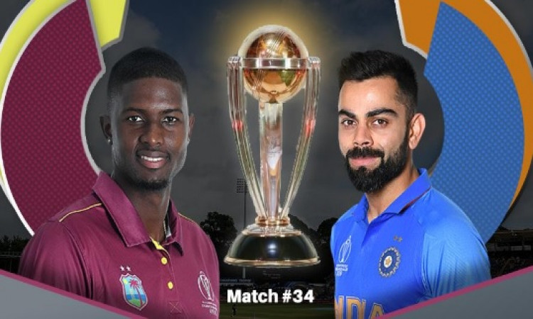 भारत - वेस्टइंडीज मैच से पहले झटका, यह दिग्गज खिलाड़ी हुआ पूरे वर्ल्ड कप से बाहर Images