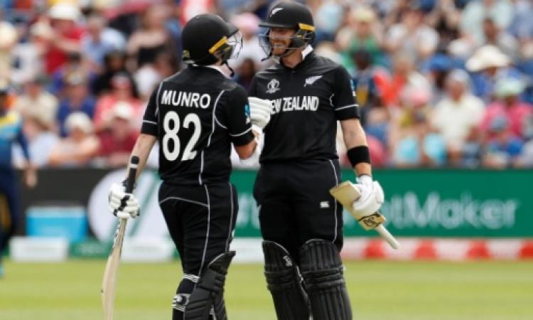 CWC19: न्यूजीलैंड की श्रीलंका पर 10 विकेट से धमाकेदार जीत में यह खिलाड़ी बना मैन ऑफ द मैच ( रिपोर्ट)